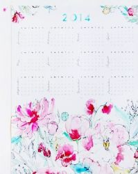 Oh So Beautiful Paper: 2014 calendars
