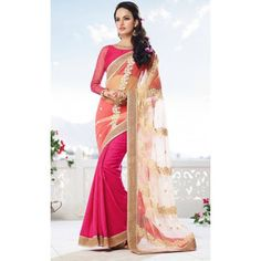 Sarees Online: Shop the latest Indian Sarees at the best price online shopping. From classic to contemporary, daily wear to party wear saree, Cbazaar has saree for every occasion. Bollywood Designer Sarees, Indian Designer Sarees, Latest Designer Sarees, Latest Indian Saree, Indian Sarees Online, Buy Sarees Online, Designer Sarees Collection, Saree Collection, Fancy Sarees