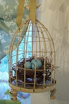 spring decor ideas; can't wait for spring!