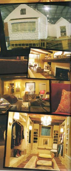 BD2. The cottage. Sometimes I think behind the scenes ruins the magic.
