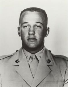 Valor award for 1stLt Frank Stanley Reasoner (1937-1965) USMC. Medal of Honor (posthumously) for conspicuous gallantry and intrepidity at the risk of his life above and beyond the call of duty on 12 July 1965, near Danang, Republic of Vietnam. In the face of almost certain death he gallantly gave his life in the service of his country. His actions upheld the highest traditions of the Marine Corps and the United States Naval Service. Read more.