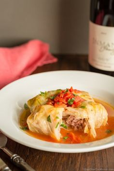 Stuffed Cabbage Rolls   Easy Japanese Recipes at JustOneCookbook.com