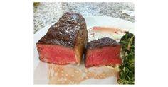 Sous Vide Steak, Niedrigtemperatur-Gegart , ein Rezept der Kategorie Hauptgerichte mit Fleisch. Mehr Thermomix ® Rezepte auf www.rezeptwelt.de