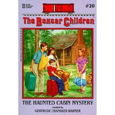 The Boxcar Children series  by Gertrude Chandler Warner (1924)  Ages 9 to 12