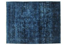 """8'x10'2"""" Marie Rug, Blue on OneKingsLane.com. Would be gorgeous underfoot in the dining room"""
