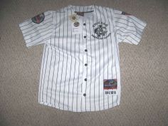 Chicago American Giants #19 Negro League Baseball Jersey -- Adult L