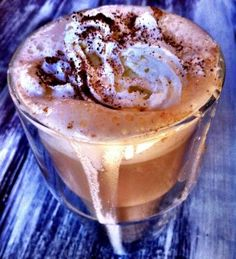 pumpkin spice latte  Yield: 1 drink  Prep Time: 10 min Cook Time: 4 min  Do It Yourself version of Starbuck's delicious Pumpkin Spice Latte...    Ingredients:  1/2 cup whole milk    1 tablespoon unsweetened canned pumpkin puree  1 teaspoon packed light brown sugar  1/4 teaspoon pumpkin pie spice  1 teaspoon vanilla extract  1 cup hot brewed, strong coffee  2 tablespoons half & half cream  1 teaspoon granulated white sugar, or more to taste  whipped cream, optional  ground nutmeg
