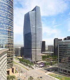 Building Los Angeles: #LosAngeles #HighRise Development Rundown