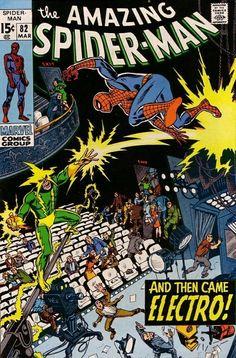 Amazing Spiderman #82 Marzo 1970