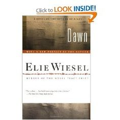 """Dawn"" by Elie Wiesel is recommended by Stacy Dean Campbell from the television series 'Bronco Roads'"