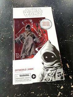 in Hand Star Wars Black Series 96 First Edition Offworld Jawa 6 Inch for sale online Star Wars Figurines, Black Series, Action Figures, Stars, Ebay, Sterne, Star
