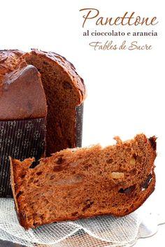 Il dolce tradizionale del Natale è il panettone, e questo panettone al cioccolato e arancia renderà ancor più preziosa questa tradizione tutta italiana.