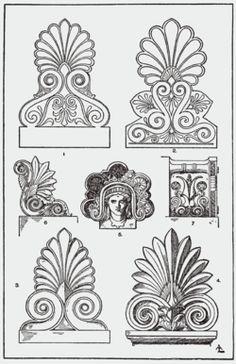 Chapiteaux Corinthiens