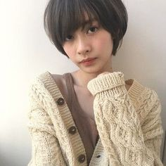 Today we have the most stylish 86 Cute Short Pixie Haircuts. Pixie haircut, of course, offers a lot of options for the hair of the ladies'… Continue Reading → Ulzzang Short Hair, Asian Short Hair, Short Hair With Bangs, Girl Short Hair, Short Hair Styles, Trending Hairstyles, Hairstyles With Bangs, Love Hair, My Hair