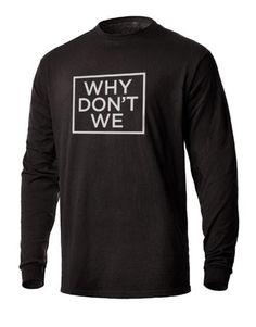 #whydontwemerch