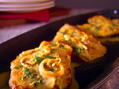 Get Chicken Scallopine with Saffron Cream Sauce Recipe from Cooking Channel