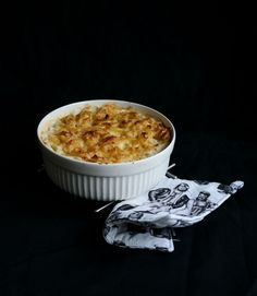 Juhlaruokaa: Mac and Cheese