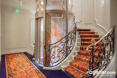 Elevators at the Ritz Paris