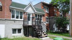 Remplacement de balcon Construction, Mansions, House Styles, Outdoor Decor, Home Decor, Balconies, Building, Decoration Home, Room Decor