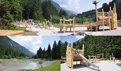 Kids Parkǀ Stubaital Tirol