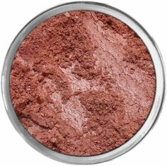 Pinched Cheeks Loose Powder Mineral Shimmer Multi Use Eyes Face Color Makeup Bare Earth Pigment Minerals Make Up Cosmetics By MAD Minerals Cruelty Free - 10 Gram Sized Sifter Jar. ♥ Made with Love ♥ Pinched Cheeks ~ Reddish brown shimmer with rosy mauve tones. Ingredients: ► mica ► zinc oxide ► titanium dioxide ► iron oxides ► tin oxide ► ultramarine blue. Packaged in a tamper sealed 10 gram sized sifter jar that holds 2.5 - 4 grams mineral powder. SAFE INGREDIENTS -NO ANIMAL TESTING - NO...