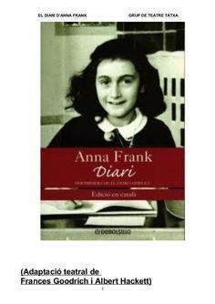 El diari d'Anna Frank by Miquel Serra via slideshare