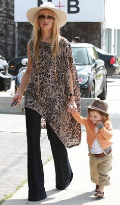 Rachel Zoe & son my faves I just die