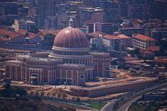 Luanda - Angola Out Of Africa, East Africa, Angola Africa, Continents, Croatia, Brazil, Travel Inspiration, Taj Mahal, Scotland