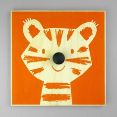 Tiger Hanger by Lisa Jones Studio, the perfect gift for Explore more unique gifts in our curated marketplace. Wall Hanger, Wall Hooks, Jungle Boogie, Buy Gifts Online, Gifts Australia, Cute Coats, Birch Ply, Kids Bedroom Furniture, Scandinavian Design