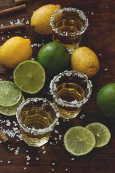 jrxdn:  Tequila and Limes