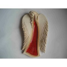 Ceramics Projects, Clay Projects, Clay Crafts, Diy Angels, Handmade Angels, Ceramic Pottery, Pottery Art, Pottery Ideas, Pottery Angels