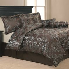 (Click to order - $74.00) Marseille Jacquard Comforter Set From Marseille