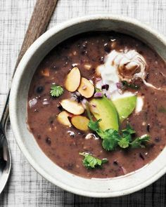 ... and stews on Pinterest | Soups, Navy Bean Soup and Vegetable Soups