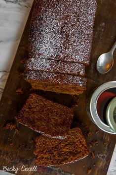 My McVitie's-inspired Gluten Free Jamaican Ginger Loaf Cake Recipe (dairy free) Gluten Free Treats, Gluten Free Cakes, Dairy Free Recipes, Jamaican Ginger Cake, Jamaican Patty, Ginger Loaf Cake, Ginger Bread, Parkin Recipes, Baking With Almond Flour
