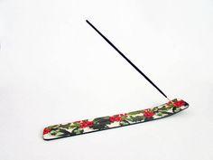 Christmas incense sticks holder incense holder wooden
