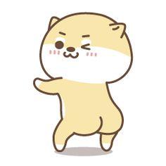 Nemomoji - Beijing Biu Technology Co. Cute Love Gif, Cute Love Pictures, Cute Cat Gif, Funny Love, Cute Love Cartoons, Cute Cartoon, Passion Gif, Tweety Bird Quotes, Dog Emoji