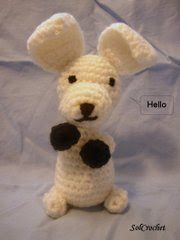 2000 Free Amigurumi Patterns: Dog babies