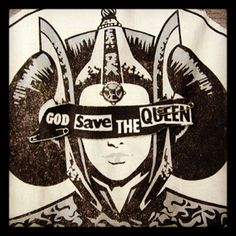 God Save the Queen... of Naboo!