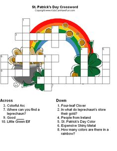 Patrick's Day Games and remember this for next year. Description from kidscanhavefun.com. I searched for this on bing.com/images