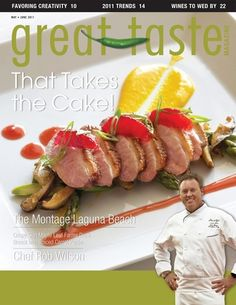 Great Taste Magazine 2011 May June Issue
