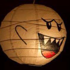 mario bros lantern