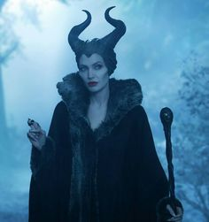 Angelina Jolie        _Maleficent_
