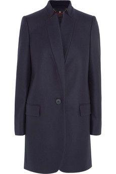 Stella McCartney Bryce wool and cashmere-blend coat | NET-A-PORTER