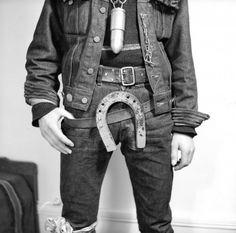 Как выглядела бунтующая молодёжь Швейцарии в 1950-х годах. Фотограф Карлхайнц Вайнбергер http://ift.tt/2i5Nm5z