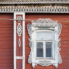 Vibrant Photos Immortalize the Ornate Windows of Russia Before They Disappear - My Modern Met