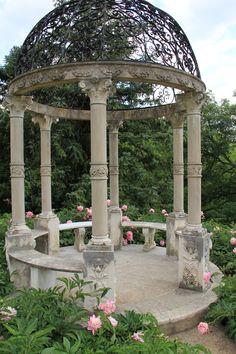Maymont Park Richmond, VA Peony Garden