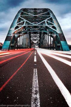 De Tyne Bridge in Urban Photography, Street Photography, Landscape Photography, Gateshead Millennium Bridge, Blaydon Races, Bridges Architecture, Newcastle Gateshead, Great North, North East England