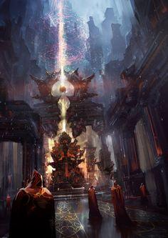 Altar of Sacrifice by Yong Hui Ng