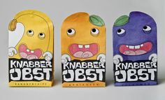 Dried fruit packaging concept: your daily #packaging smile : ) PD