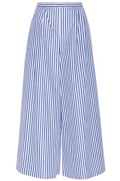 MDS Stripes Cotton Striped Culottes, $395; modaoperandi.com